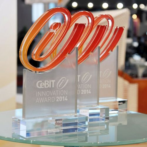 """CeBIT Innovation Award"""