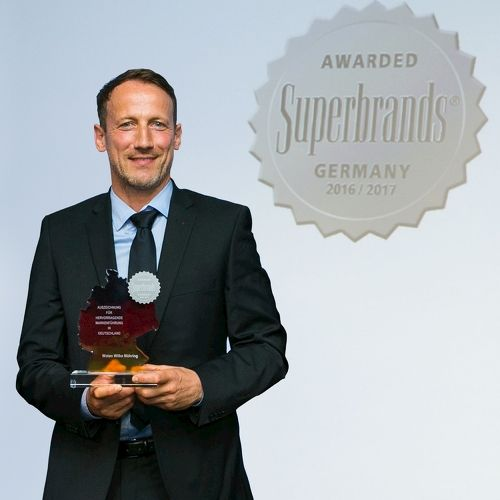 "Award-Verleihung der ""Superbrands Awards 2017"""