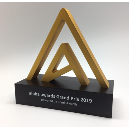 alpha awards Grand Prix