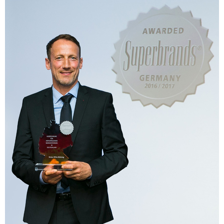Superbrands Germany 2016/2017